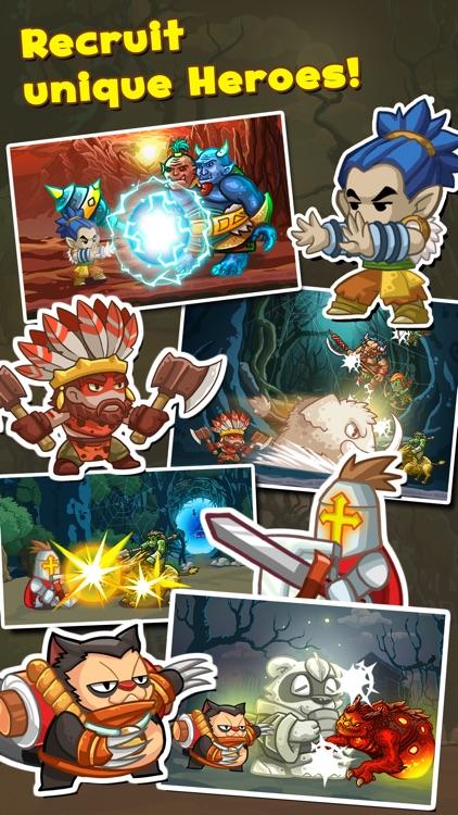 Frontier Defense - Idle Games