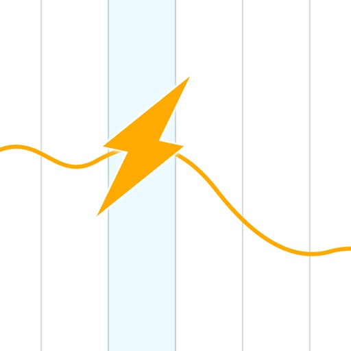 Weather Line - Forecast Graphs + Dark Sky Weather icon