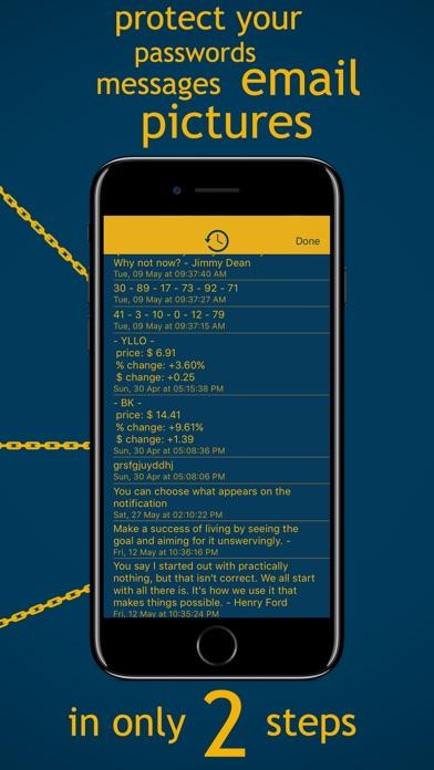 iAmNotified - Anti Spy System app image
