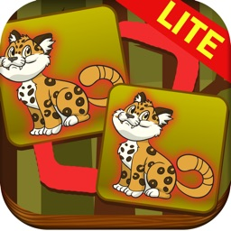 Connect Me Wild Animals Puzzles Games
