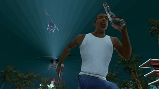 Screenshot for Grand Theft Auto: San Andreas in France App Store