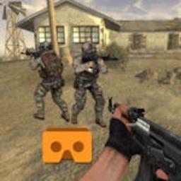 VR Frontline Commando