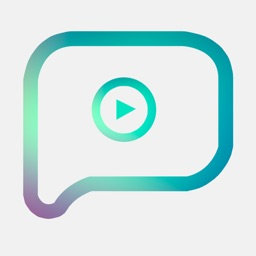 Vidii Video Messenger: Text Plus Movie Clips Gifs