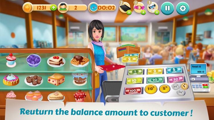 High School Cashier screenshot-4