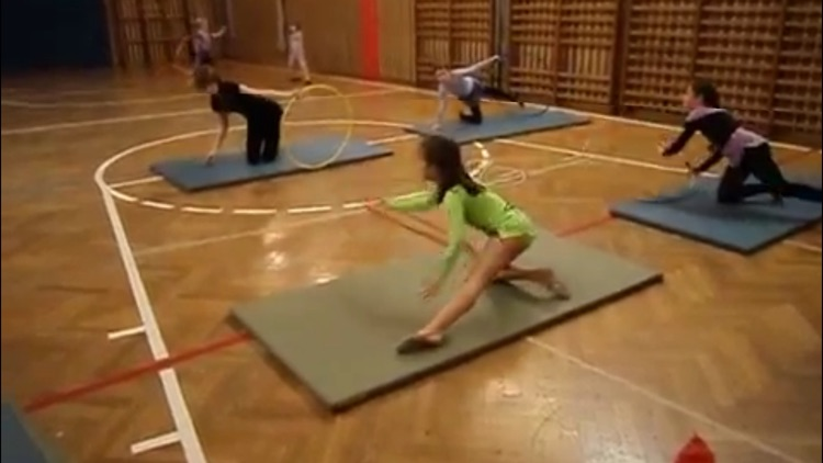 Gymnastics Class screenshot-4