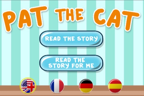 Pat the Cat Storybook - náhled