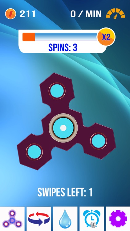 Fidget Spinner Finger Swapper screenshot-3