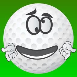 Birdie Golf Stickers