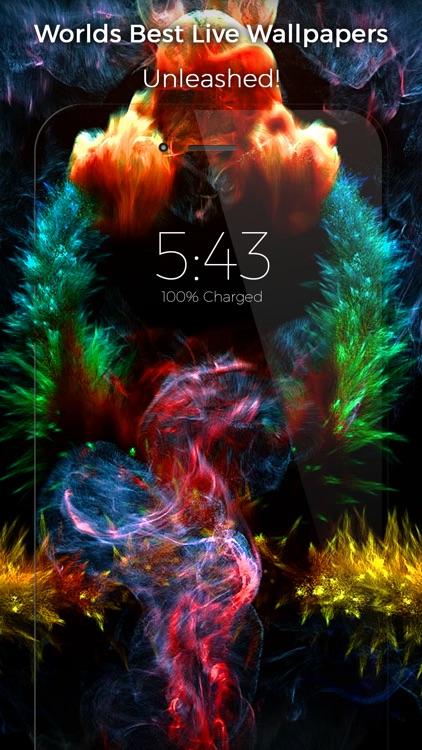 Nebula - Live Wallpapers