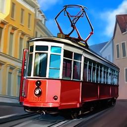 Tram Driving Simulator