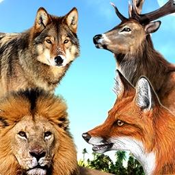 Wild Animal Hunting Game: Dragon,Wolf,Eagle Hunter
