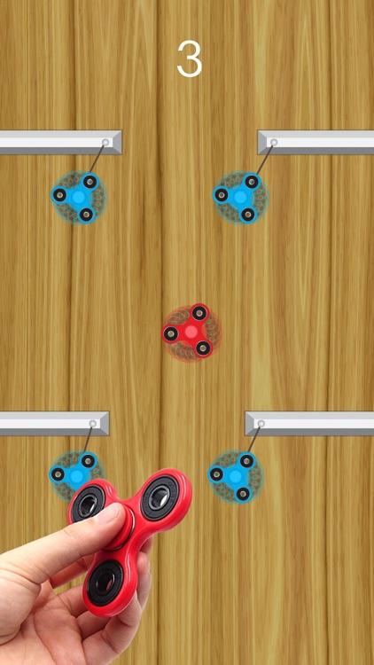 Spinify Swing - Fidget Spinner Retro