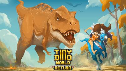 Tiny Dino World: Return screenshot one