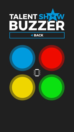 Talent Show Buzzer on the App Store