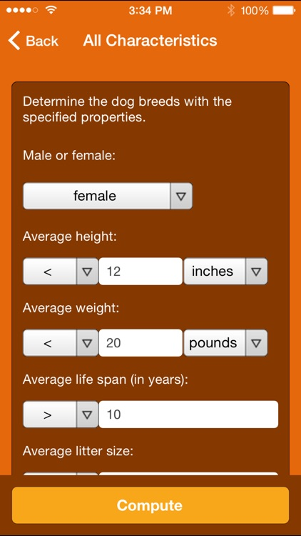 Wolfram Dog Breeds Reference App screenshot-3