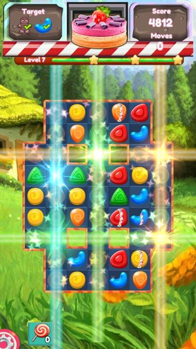 Sweet candy pop screenshot