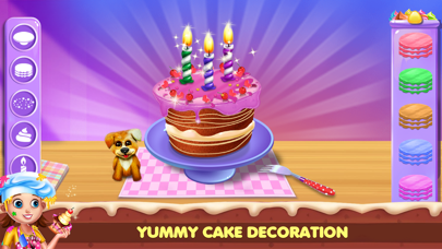 Real Cake Maker For Fun screenshot four
