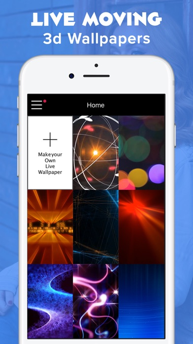 Live Wallpapers PRO for iPhone