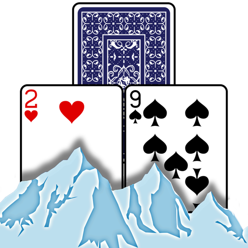 TriPeaks Solitaire card game