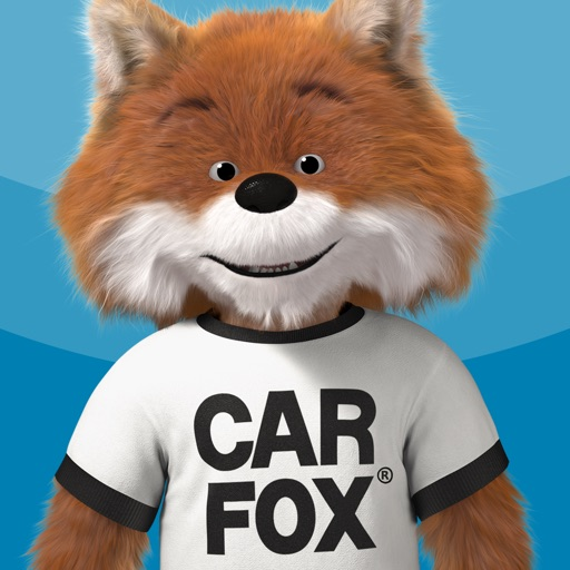 CARFAX – Find Used Cars for Sale app logo