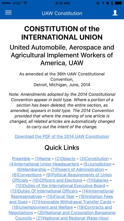 UAW App screenshot-2