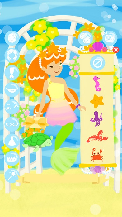 Little Mermaid Fashion Show! screenshot three