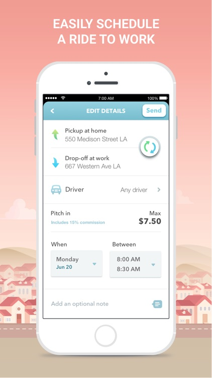 Waze Carpool - Ride Together