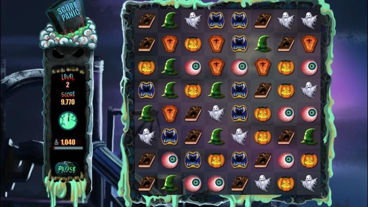 Pumpkin Match 3 screenshot-3