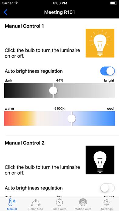 DALIDaylight screenshot two