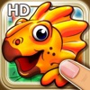 Dinosaurs walking with fun HD jigsaw puzzle game - iPhoneアプリ
