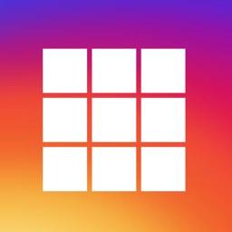 Photo Grid - Tile Maker & Grid Post for IG Profile