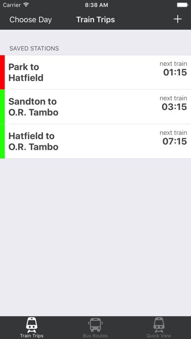 Screenshot for GTBuddy for The Gautrain in Germany App Store