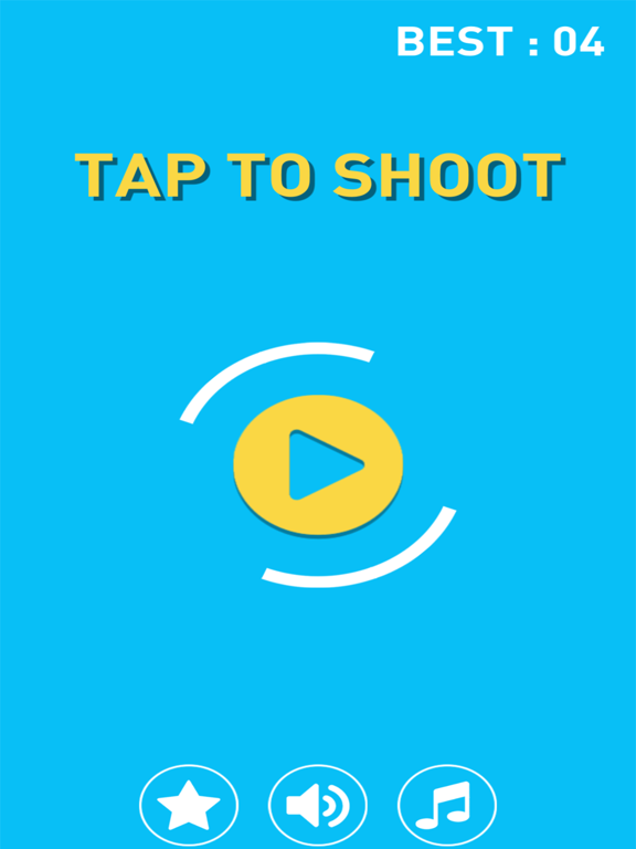 Tap to Shoot
