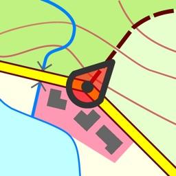 Topo GPS Germany - Bundesland