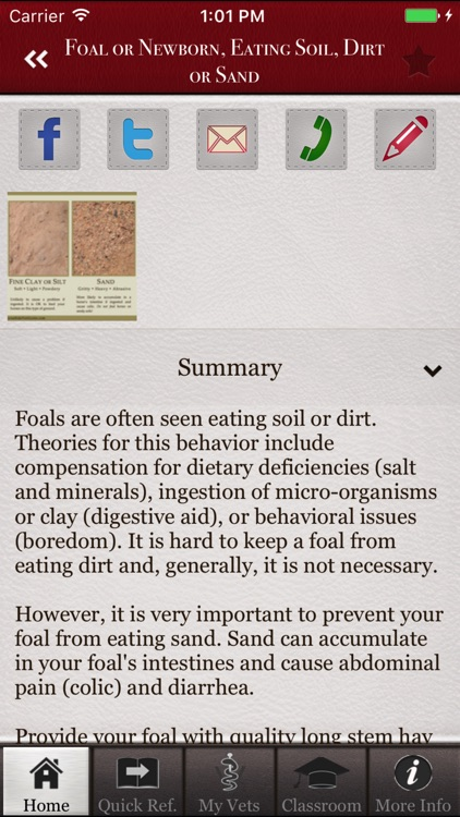 Horse Side Vet Guide - Equine Health Resource screenshot-4