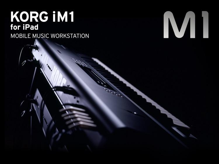 KORG iM1 screenshot-0