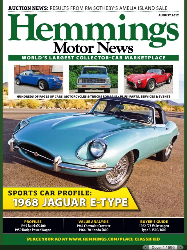 Hemmings Motor News on the App Store