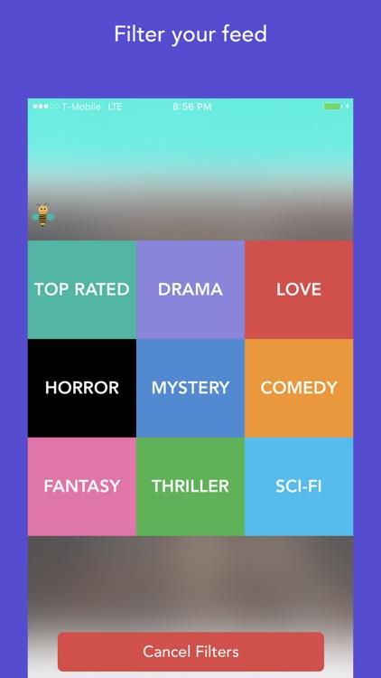 Yackle - Chat Stories screenshot-3