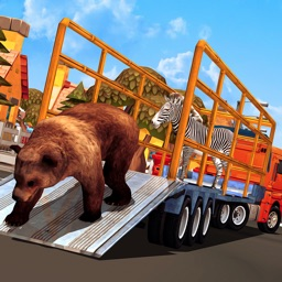 Cargo Truck Animal Transport