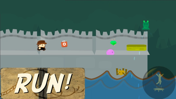 Whippin' Run: Get the Jewels, Crack the Whip! screenshot-0