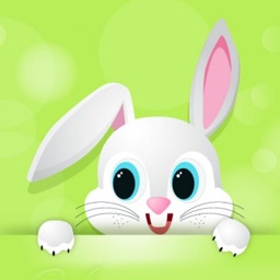 Cute Bunny Coloring Painting Book for kid