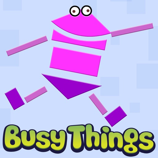 Shape Up! - Busy Things