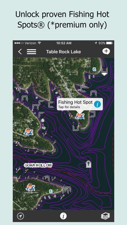 Fishidy - Local Fishing Reports & Hot Spot Maps app image