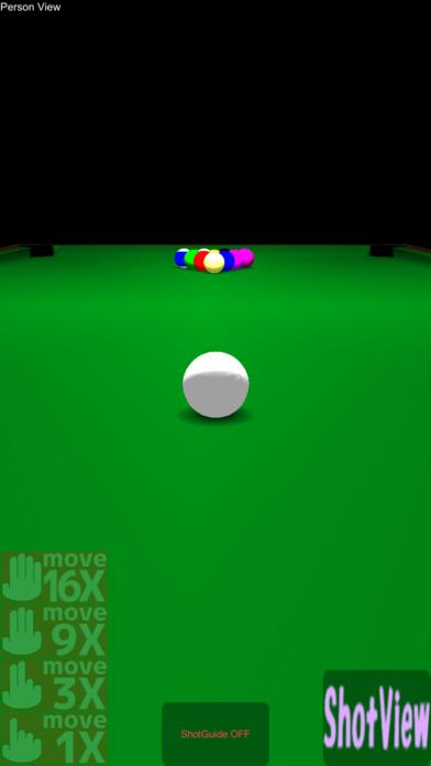 Bowlards Game light screenshot one