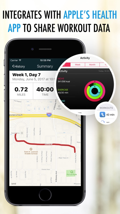 Walking for Weight Loss Training Plan GPS Pro Tips screenshot-3