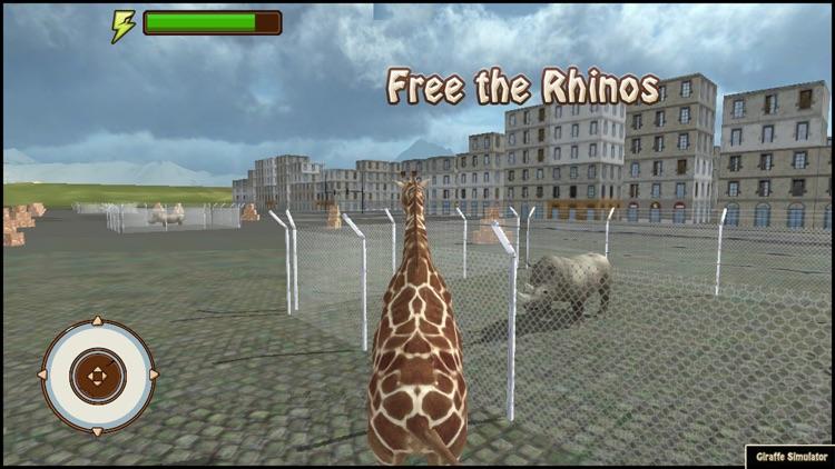 Giraffe Simulator