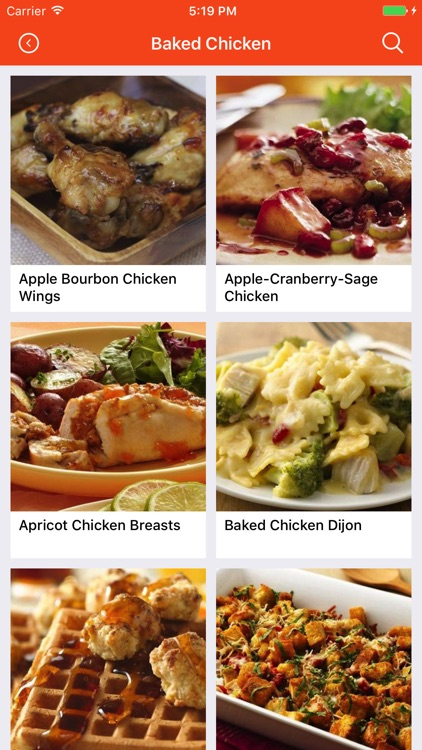 Healthy chicken Recipes: Food recipes & cookbook