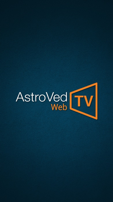 AstrovedTv Screenshot on iOS