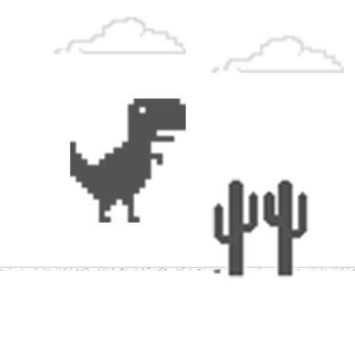 Dino Jump Chrome