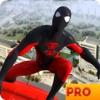 Strange Mutant Spider Car Hero Pro